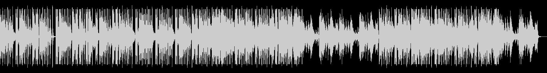 lo-fiエレピ ゆったりチルアウトの未再生の波形