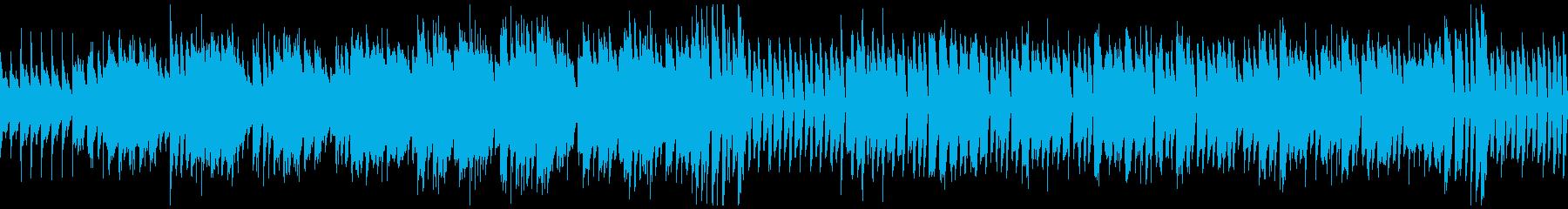 トットコお散歩・ほのぼの日常系BGMの再生済みの波形