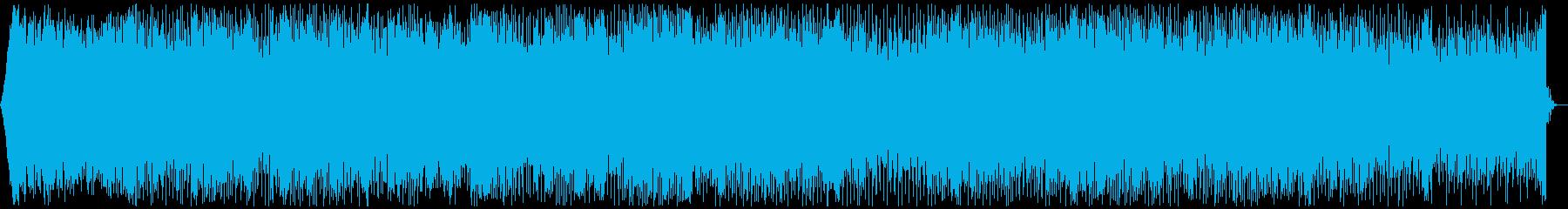 会社紹介・都会的で洗練されたピアノBGMの再生済みの波形