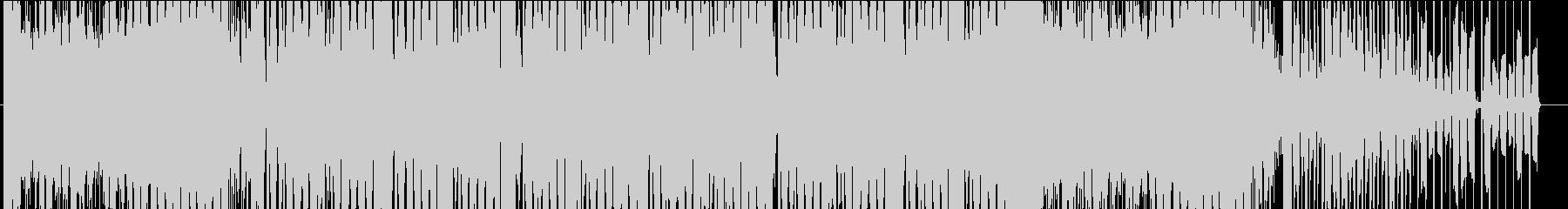 イナズマ級パリピ◆EDM!パワフル低音③の未再生の波形