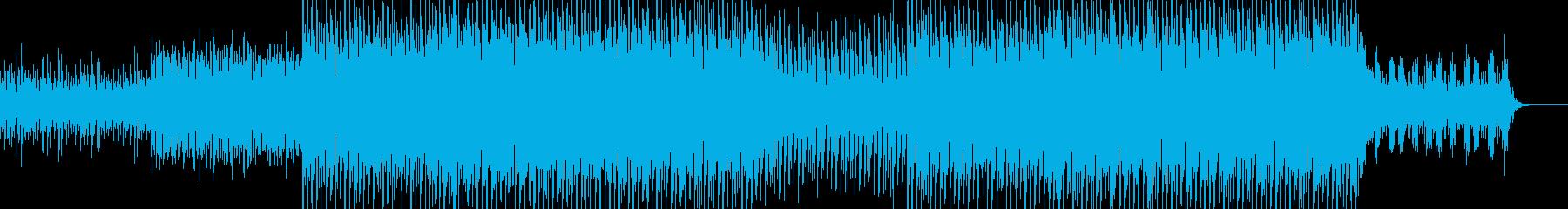 EDMポップで明るいクラブ系-37の再生済みの波形