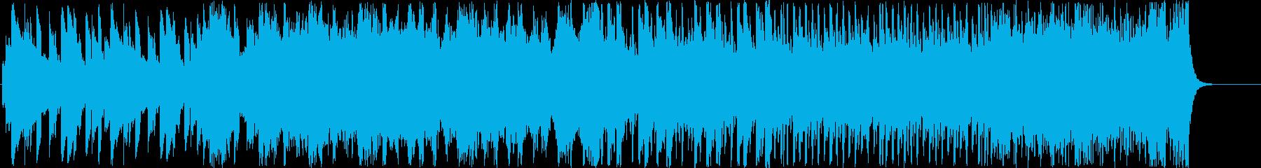 ポップ サスペンス 感情的 説明的...の再生済みの波形