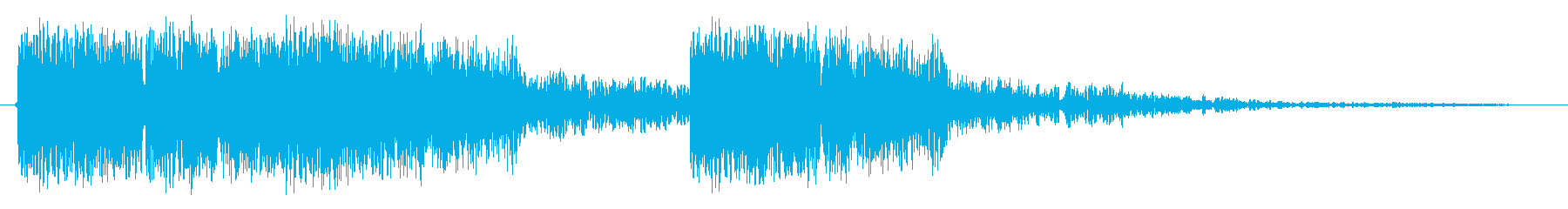 ドラマクイーン2の再生済みの波形