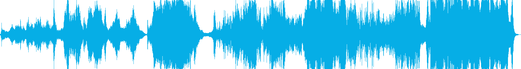 Arabian-style orchestra suite's reproduced waveform