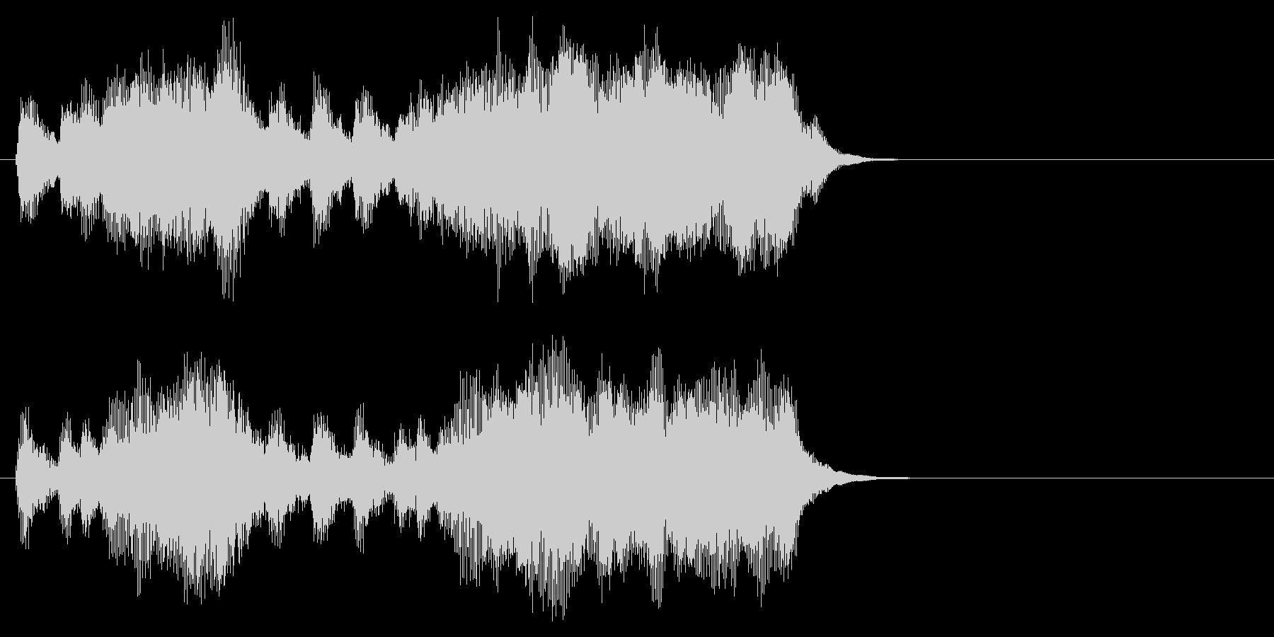 汎用06 パンパカパーン(Long)の未再生の波形