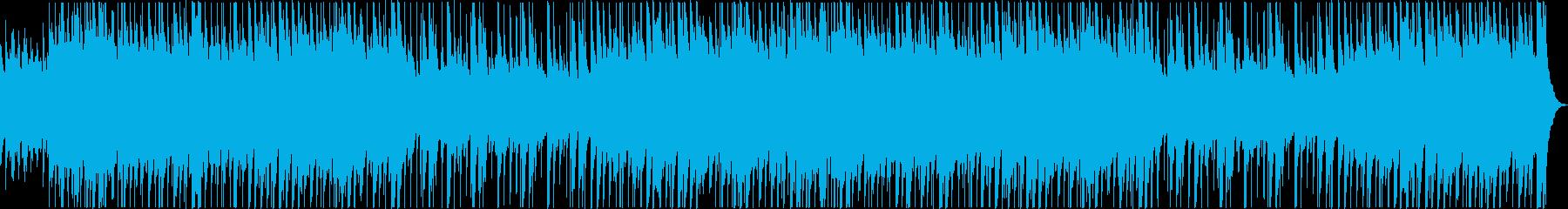 高揚するピアノ、メロディックなグロ...の再生済みの波形