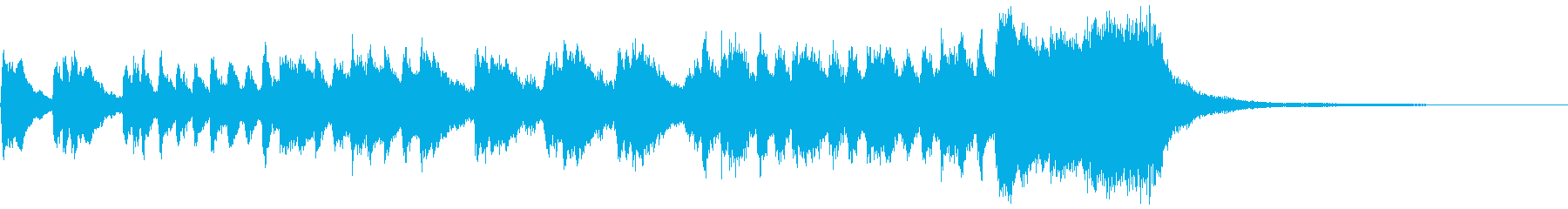 William Tell Overture (excerpt)'s reproduced waveform