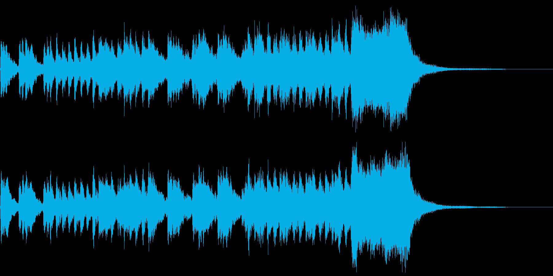 ウィリアム・テル序曲(抜粋)の再生済みの波形