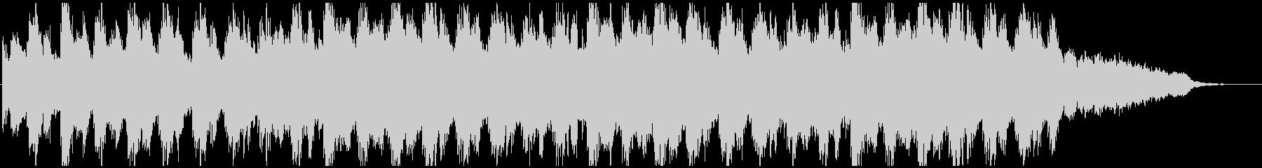 夜明け夕暮れ映像系ピアノアンビエント壮大の未再生の波形