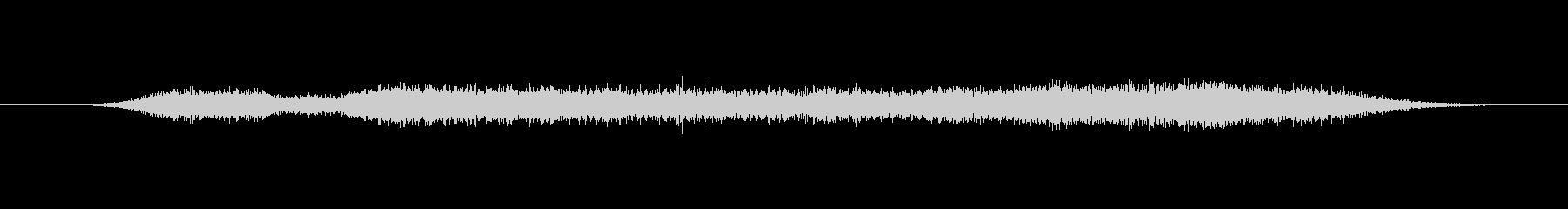 メタル 蓋のスクリーチショート01の未再生の波形