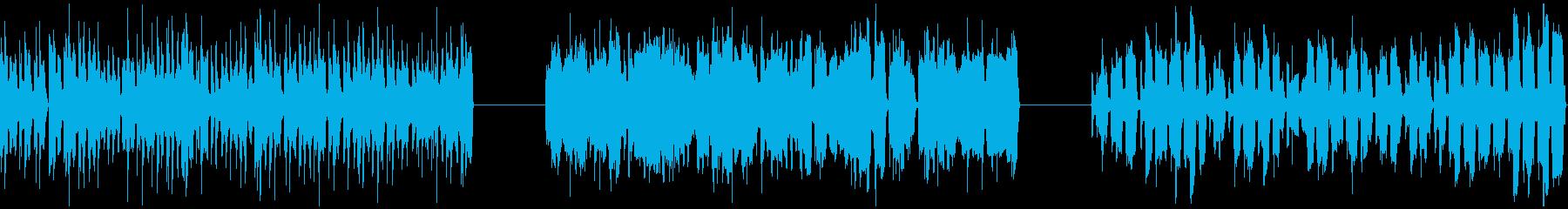 RUNNBOUNCE、3バージョン...の再生済みの波形