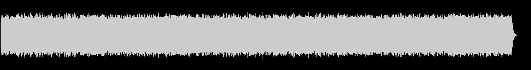 [電気] ビリビリ感電 pat_B 高めの未再生の波形