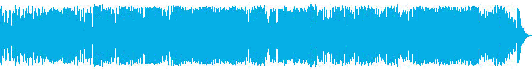 動画 技術的な 感情的 静か ファ...の再生済みの波形