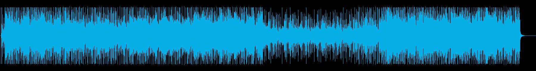 80'sを感じさせるオシャレなディスコ曲の再生済みの波形