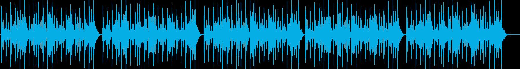 ピチカートチェロは、きらめくストリ...の再生済みの波形