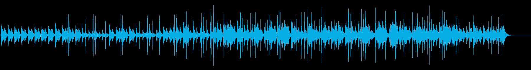 アンビエントミュージック ファンタ...の再生済みの波形
