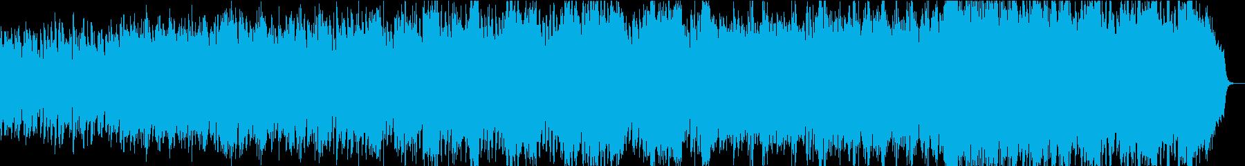 優しくつつむ感動ピアノ:全楽器の再生済みの波形