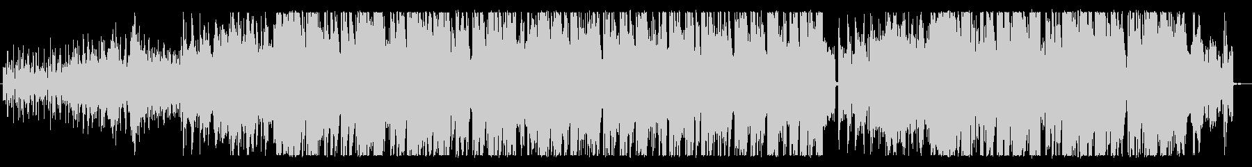 メロディアスなピアノポップの未再生の波形