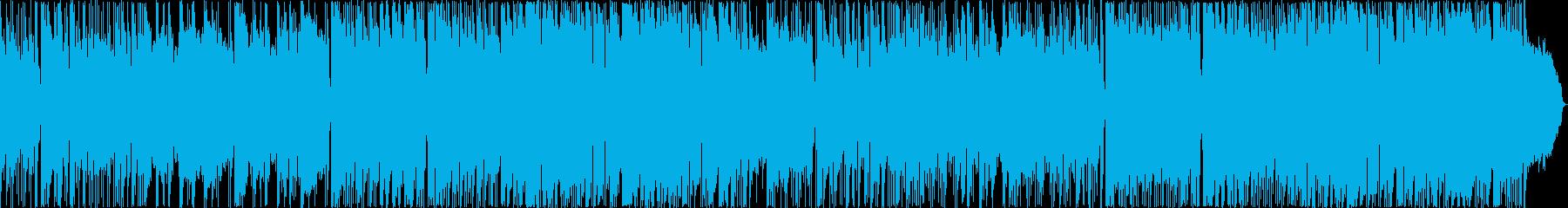 フルートの美しい旋律が特徴的なバラードの再生済みの波形