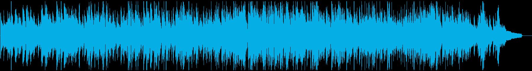 クールで切ないアコースティックジャズの再生済みの波形