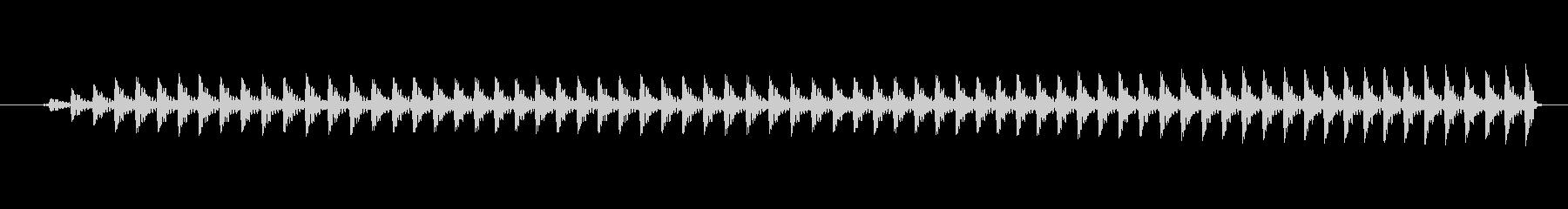 オートバイ モトクロスアイドル01の未再生の波形