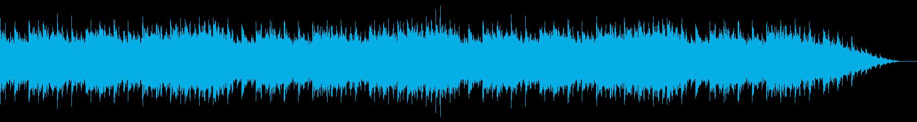 背景音 RPGなどにの再生済みの波形