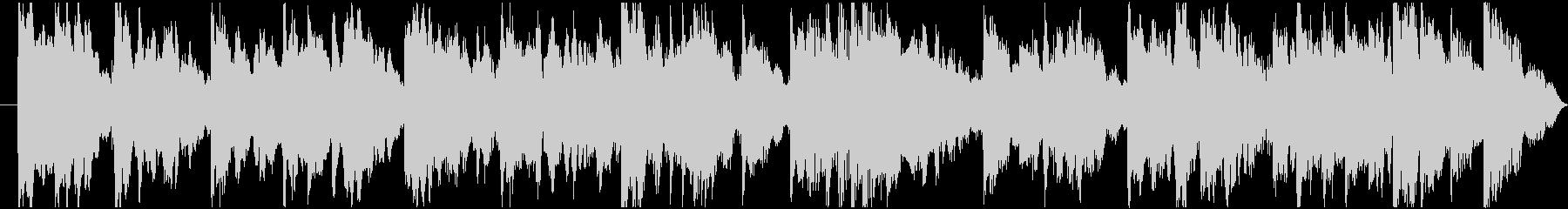 エレピソロ音源の未再生の波形