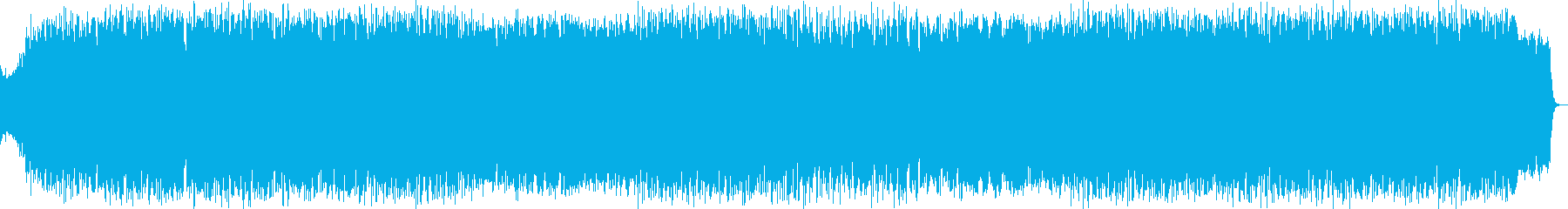 幻想的な自然のインスピレーション竹笛音楽の再生済みの波形