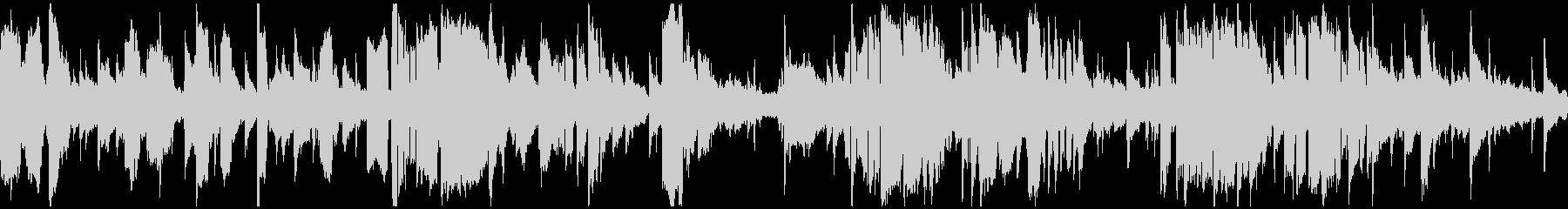 都会的なサックスバラード ※ループ仕様版の未再生の波形