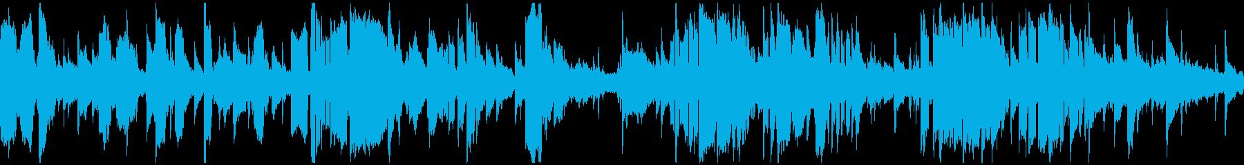 都会的なサックスバラード ※ループ仕様版の再生済みの波形