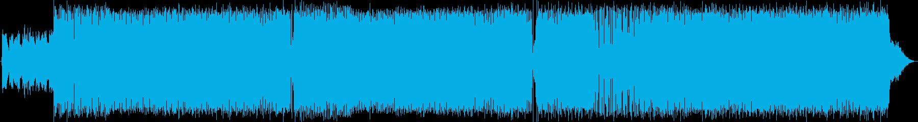 家。シンプル、ループの再生済みの波形