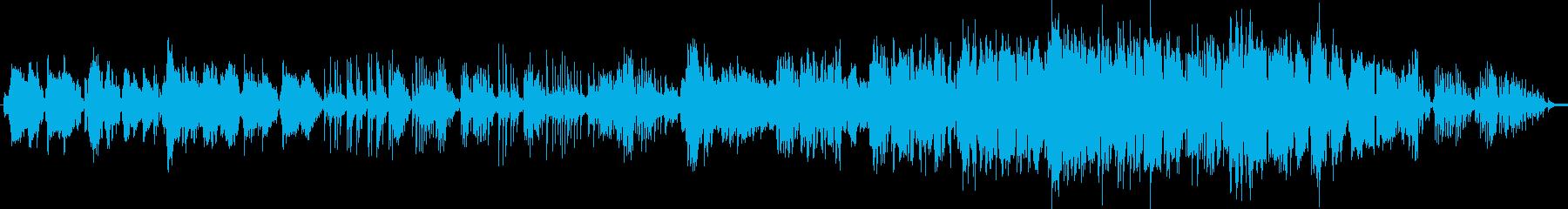 Regenerationの再生済みの波形