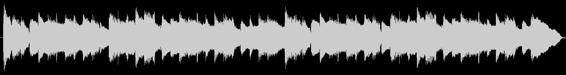 ハープシコードのソロ曲です。の未再生の波形