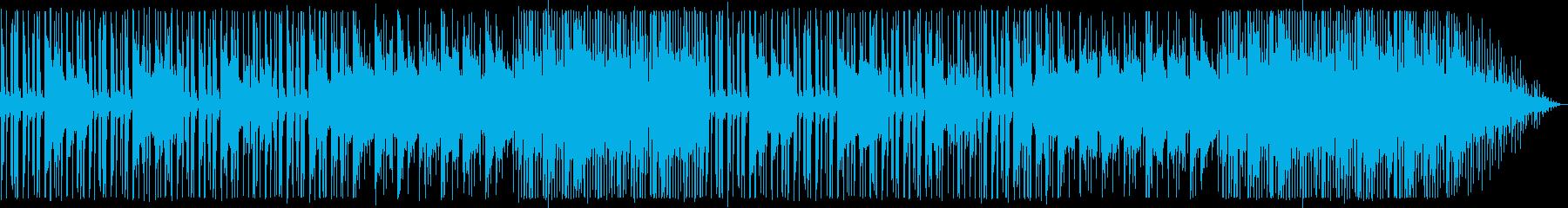 爽やか/優しさ/R&B_No470_1の再生済みの波形
