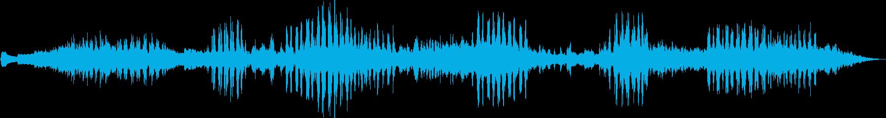 ラジオプロダクションシーン:リラッ...の再生済みの波形