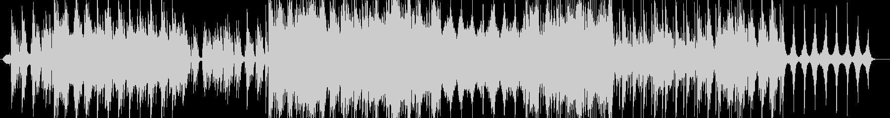透明感のあるハッピーなピアノBGMの未再生の波形