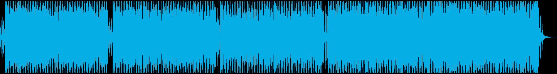 聖者の行進 ほのぼの スライドギター抜きの再生済みの波形