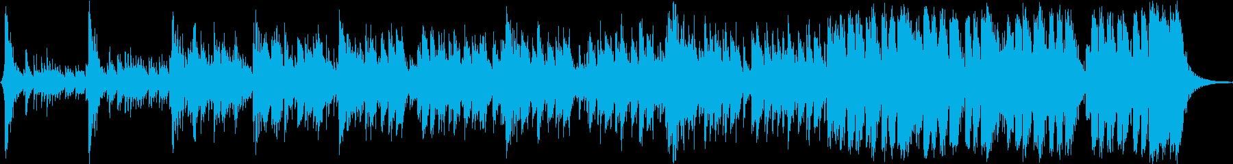 アコーステック アクション パーカ...の再生済みの波形