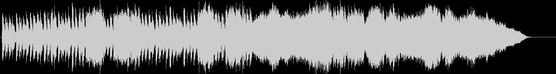 場面転換等に使えるほのぼの系オーケストラの未再生の波形