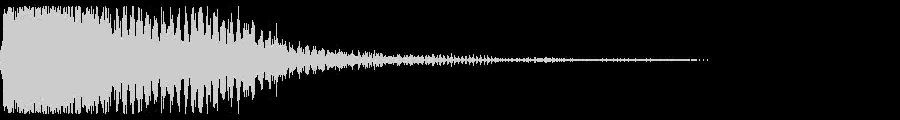 スマッシュ・トゥ・メタル・シェイク...の未再生の波形