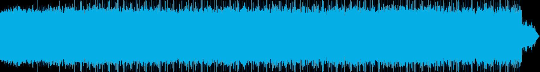 切ない・幻想的の再生済みの波形