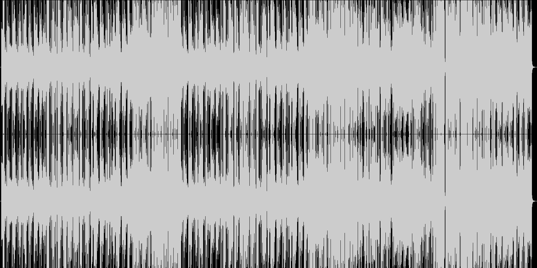 (お洒落な歌モノHIPHOP)の未再生の波形
