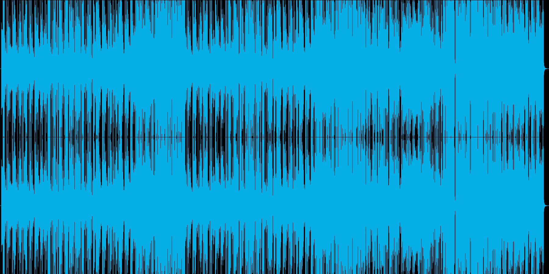 (お洒落な歌モノHIPHOP)の再生済みの波形