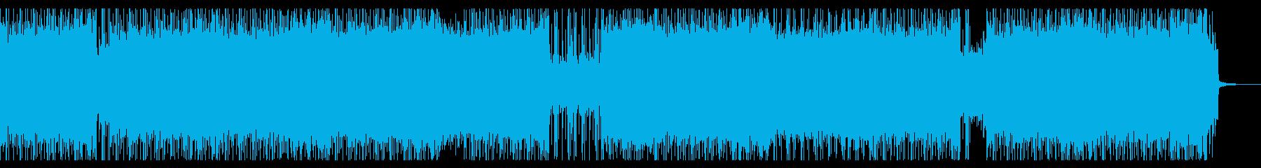 エキサイティングなインパクトとスワ...の再生済みの波形