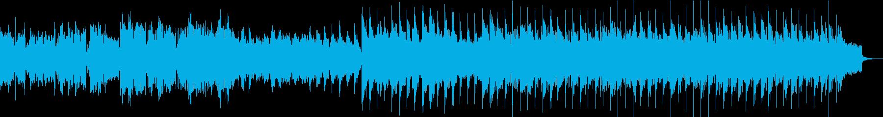 企業VPや映像/ドラマチックストリングスの再生済みの波形