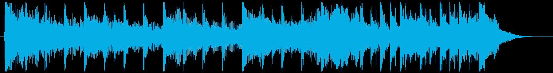 会社の事業プレゼン用トラック-バンパーの再生済みの波形