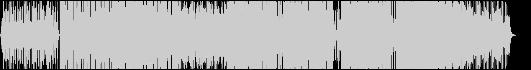 ダンサブルなポジティブハウス CM・映像の未再生の波形