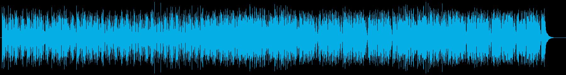 メルヘンで愛らしいポップサウンドの再生済みの波形