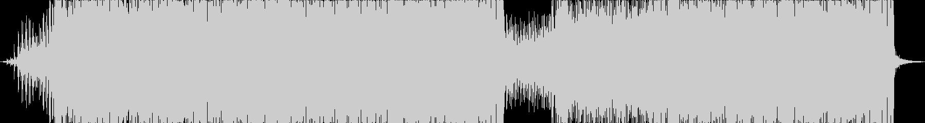 アシッドテクノ_スローシンセウェイブの未再生の波形