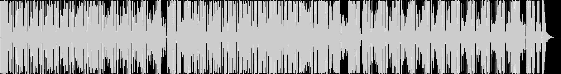 ファンク・Youtuber・TV・BGMの未再生の波形